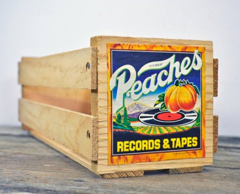 Peaches Crate