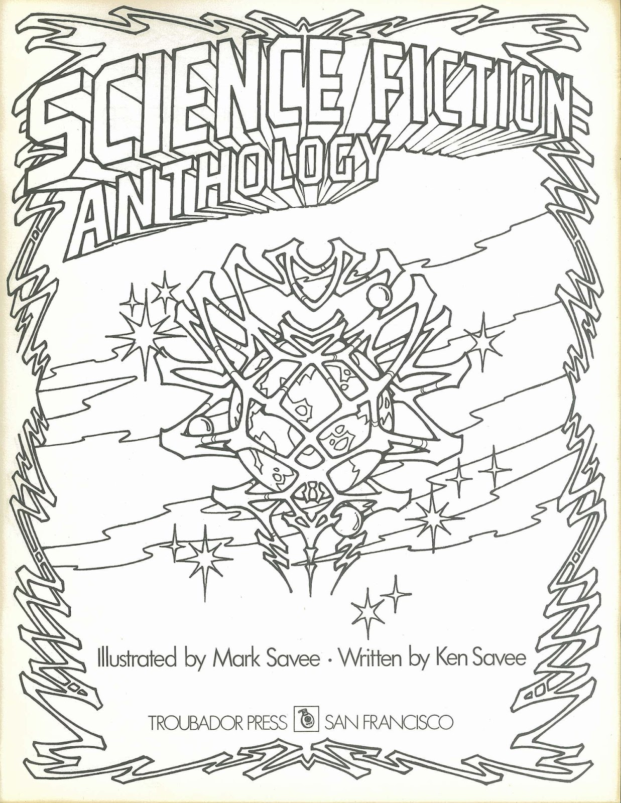 \OFFLINE\ Science Fiction Anthology Coloring Book. della Privacy birds horario smoothly latest