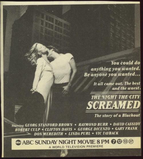 The Night the City Screamed 1980