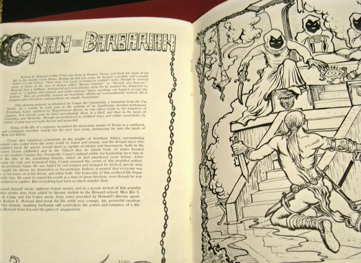 The Detailed Summaries Of Ancient Myths Odyssey Atlantis Sinbad And Fantasy Literature Lord Rings John Carter Mars Conan Barbarian