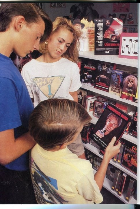 Video Store 1987
