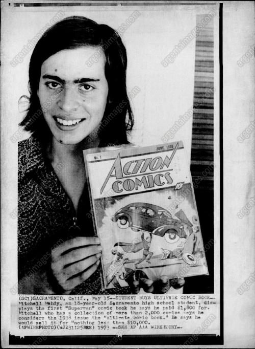 Action Comics #1 1973