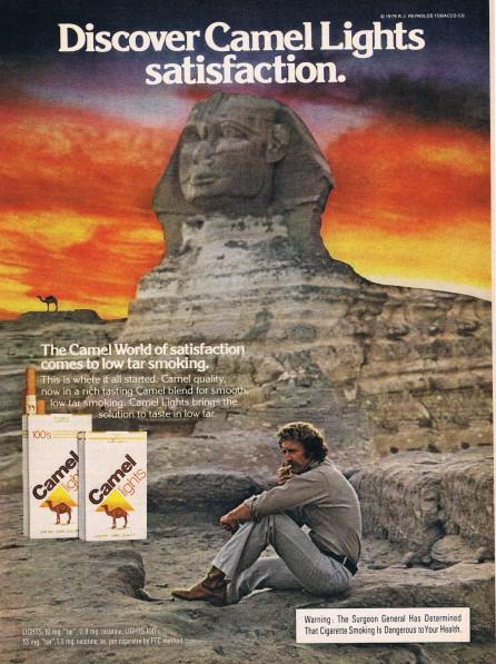 Camel Ad 1979