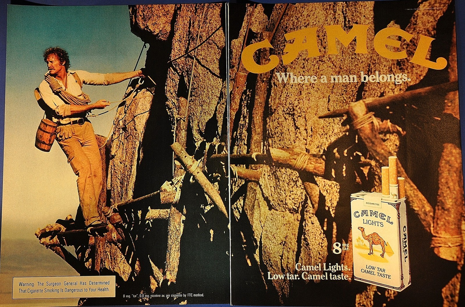 'Cowboy Look is the One I Sought': Camel Cigarette Ads ... | 1600 x 1057 jpeg 739kB