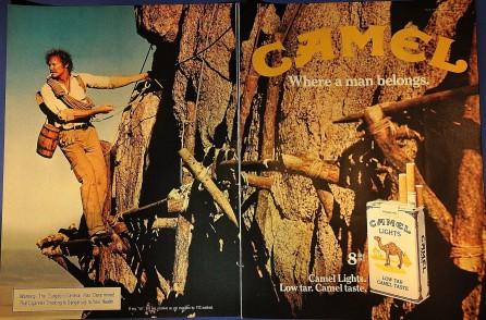 Camel Ad 1981