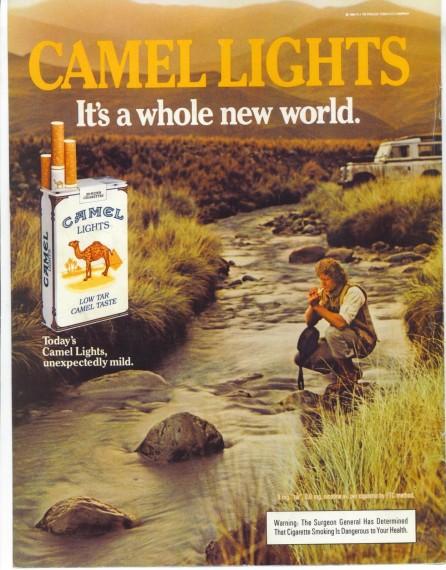 Camel Ad 1984-2