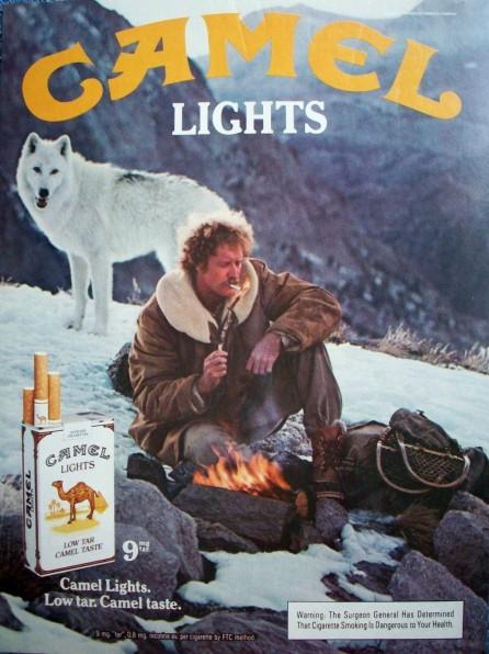 Camel Ad 1984-3