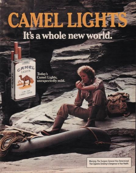 Camel Ad 1984