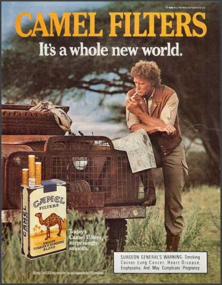 Camel Ad 1985-2