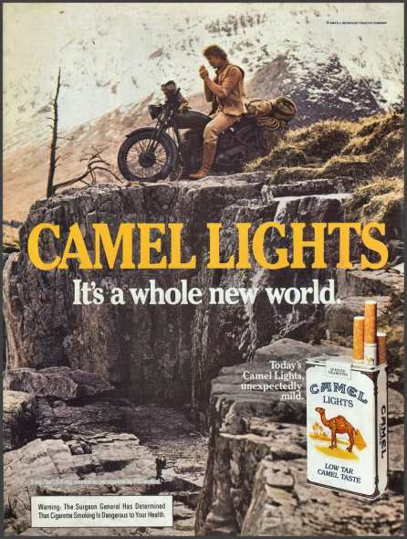 Camel Ad 1986