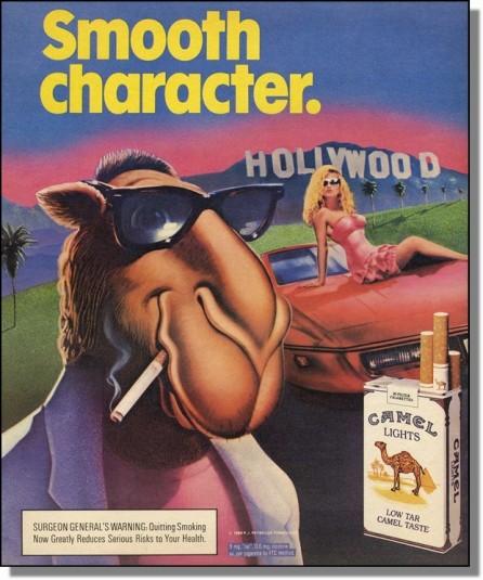 Camel Ad 1988
