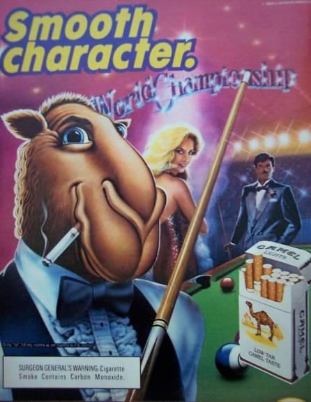 Camel Ad 1989