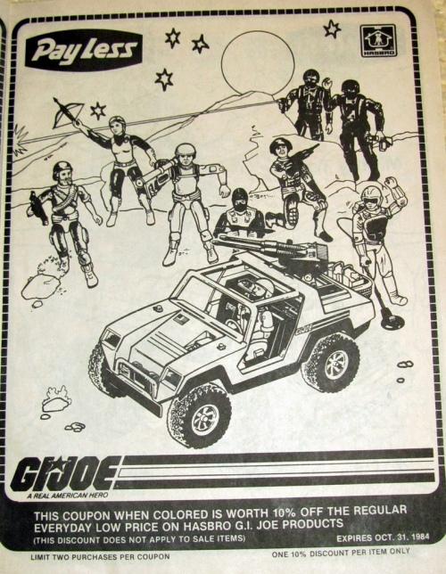 Christmas Payless 1984-1