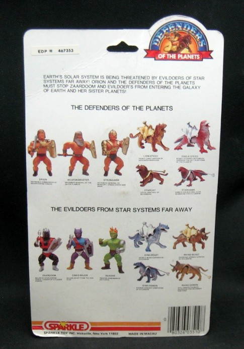 Defenders of the Planets 1985-2