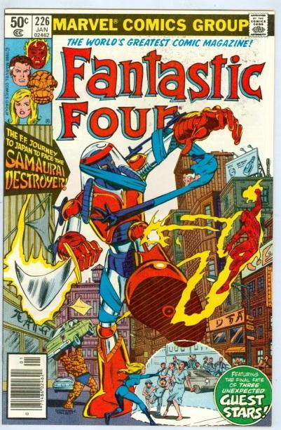 FF #226 Jan 1981