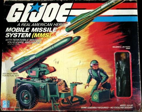 G.I. Joe MMS 1982