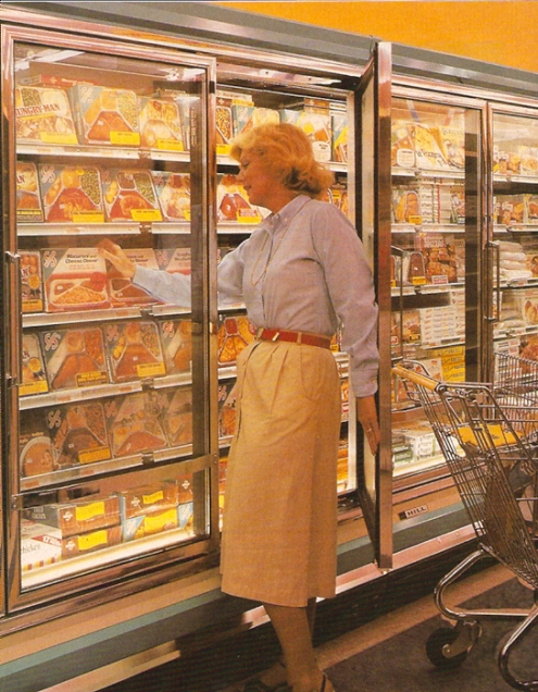 Grocery Store 1981
