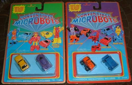 Microbots 1988-2