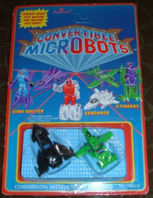 Microbots 1988-3