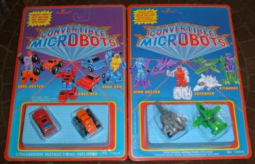 Microbots 1988