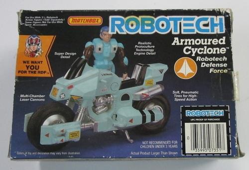 Robotech Cyclone-2