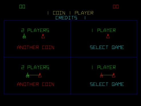 Space Duel Screenshot-2