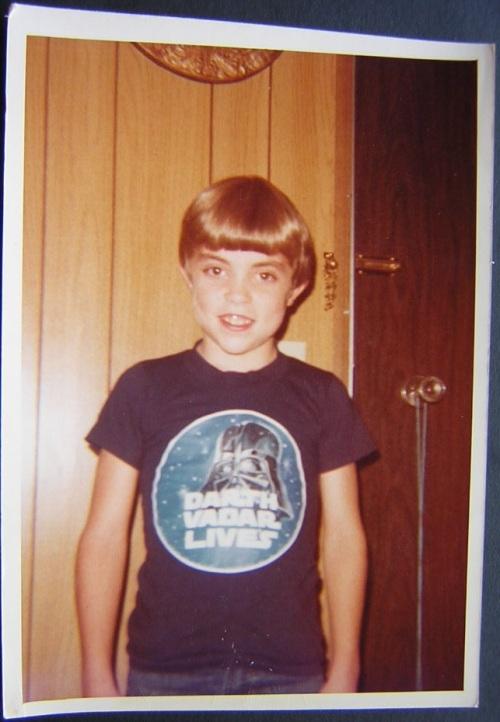 Star Wars Shirt 1977-2
