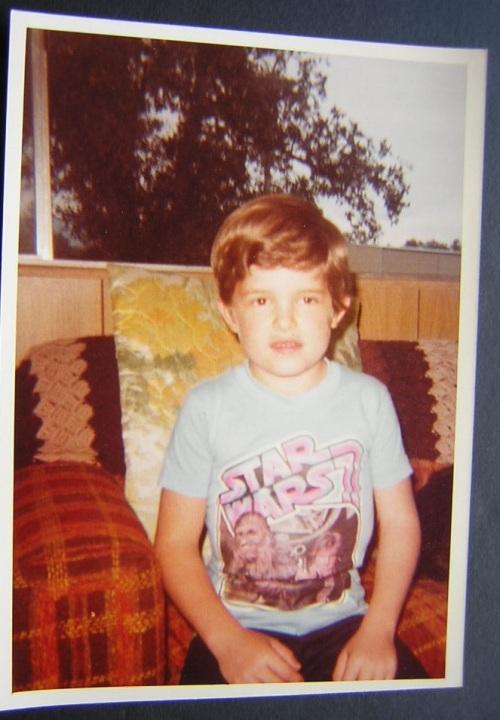 Star Wars Shirt 1977