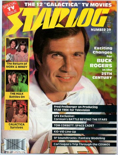 Starlog #39 Oct 1980