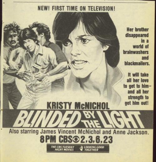 Blinded Ad 1980