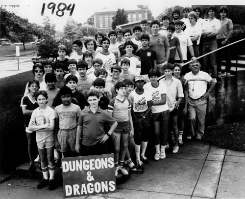 Shippensburg 1984, week 1