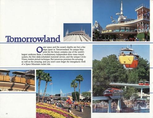 Disneyland 1983