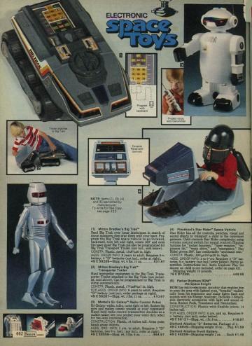 Star Rider Catalog 1979