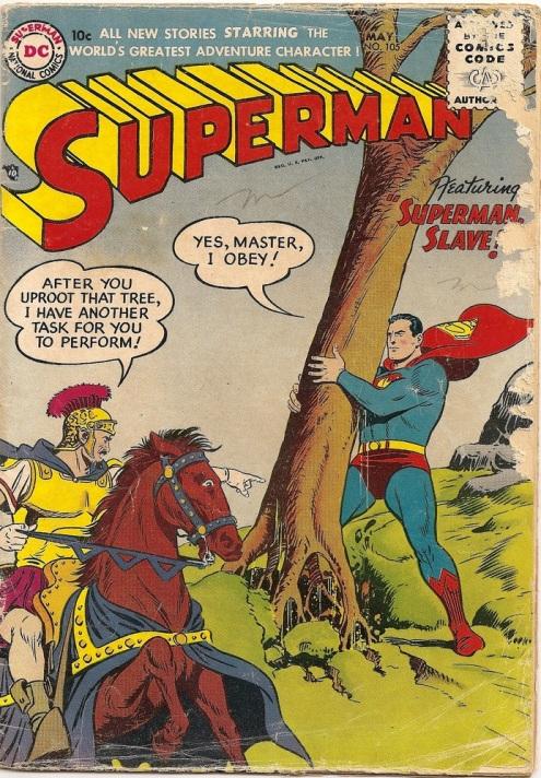 Superman #105