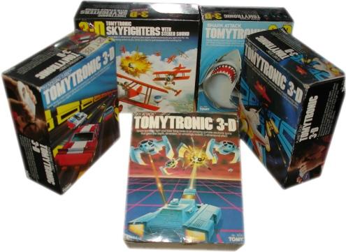 Tomy 3-D 1983