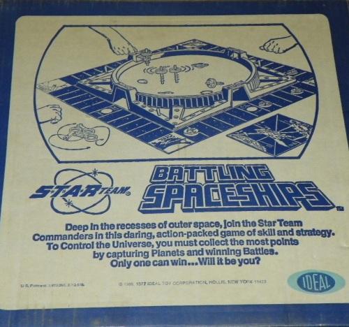 Battling Spaceships 1977-2