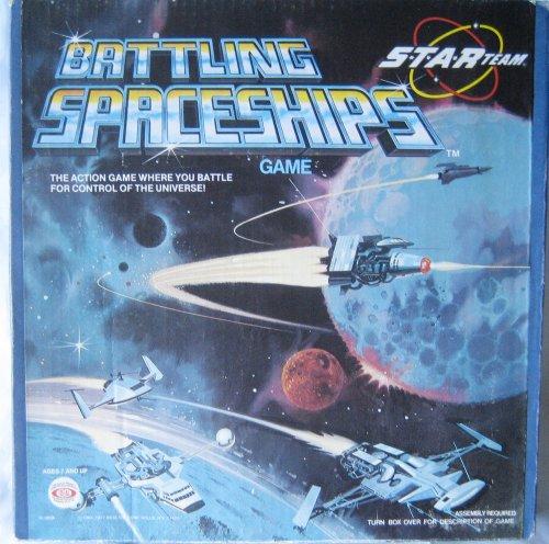 Battling Spaceships 1977