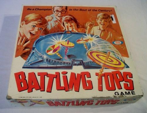 Battling Tops 1969
