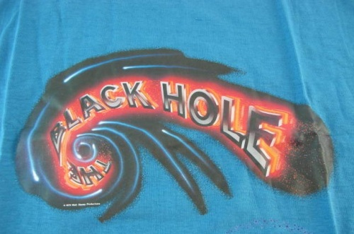 Black Hole Shirt 79-2