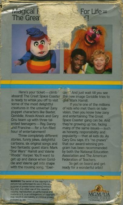 GSC VHS
