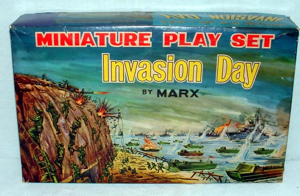 Louis Marx Toys is Preserving Toy History Marx Toy Production Dates