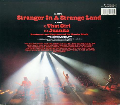 Iron Maiden Stranger-2