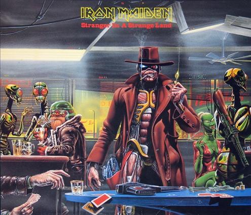 Iron Maiden Stranger