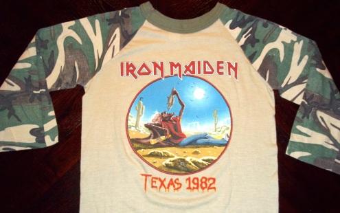 Iron Maiden Tee-2