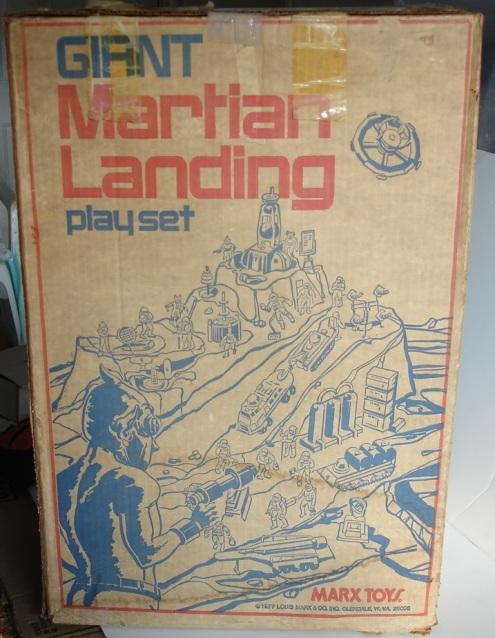 Martian Landing-2