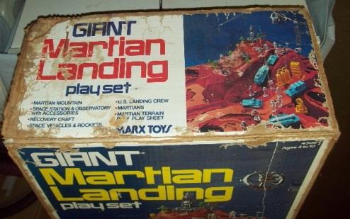 Martian Landing-3