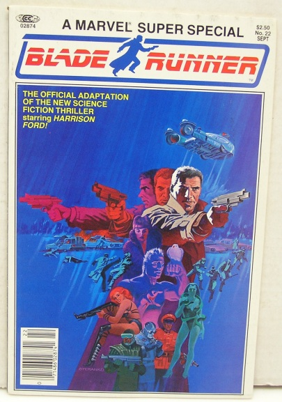 Marvel Blade Runner