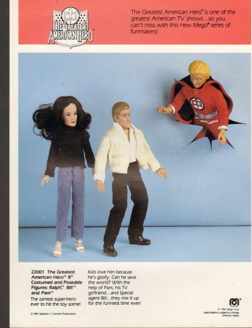 Mego Ad 1982-2