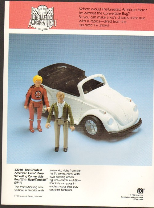 Mego Ad 1982