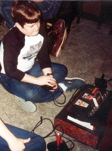Playing Atari 1982